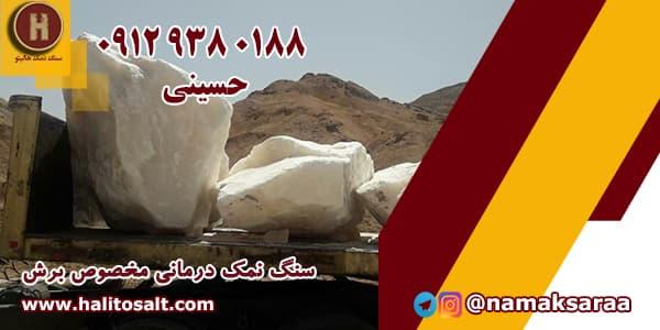 تولید سنگ نمک تزیینی